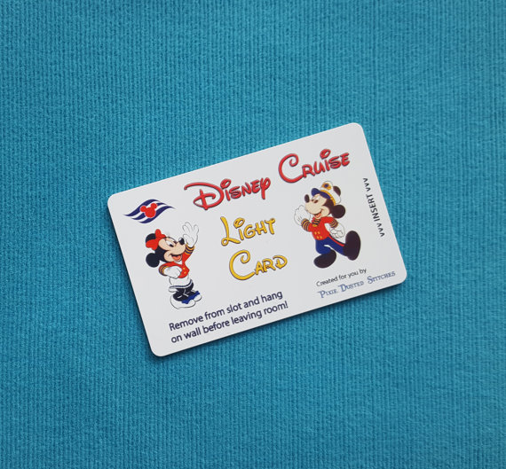 KTTW Light Card Disney Extender Gift Idea