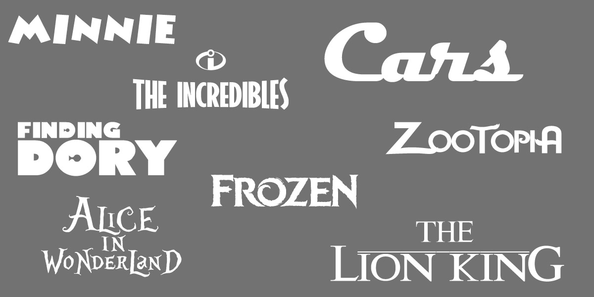 58 Free Disney Fonts For Download