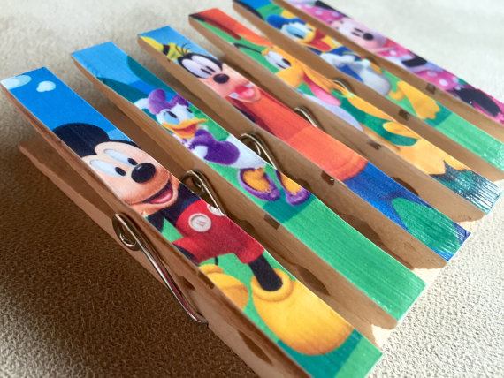 Disney Stickers for Decorating Fish Extender Gift Packaging