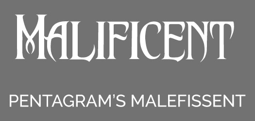 Free Malificent Movie Font