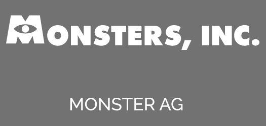 Monsters Inc Font