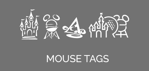 Free Disney Parks Icons Font