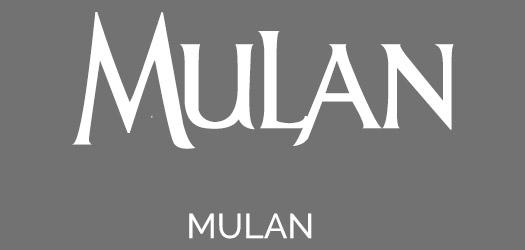 Free Mulan Movie Font