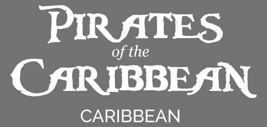 Pirates of the Caribbean font