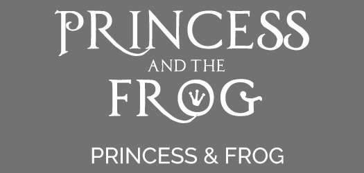 Free Princess and the Frog Movie Font