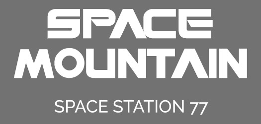 Free Space Mountain Font