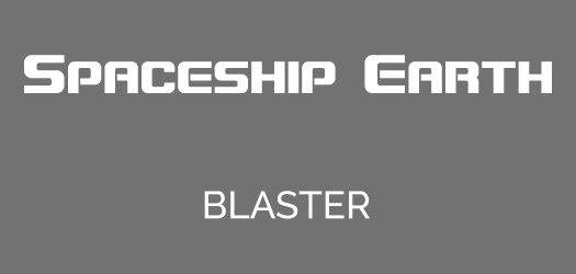 Free Spaceship Earth Font