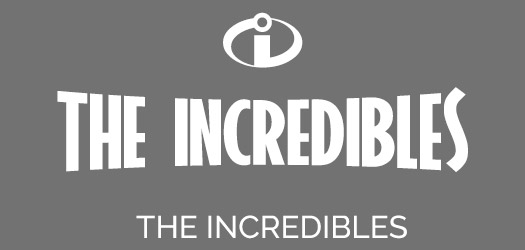 Free The Incredibles Movie Font