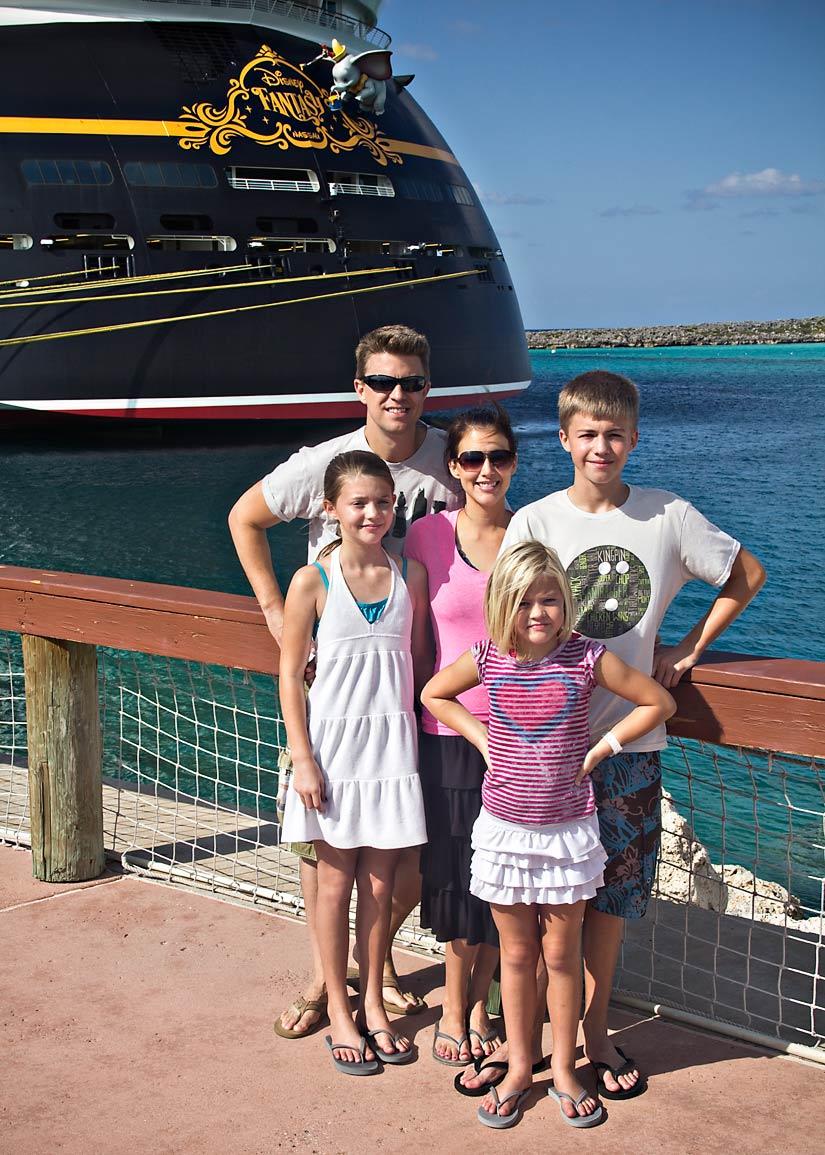 Disney Cruise Awards