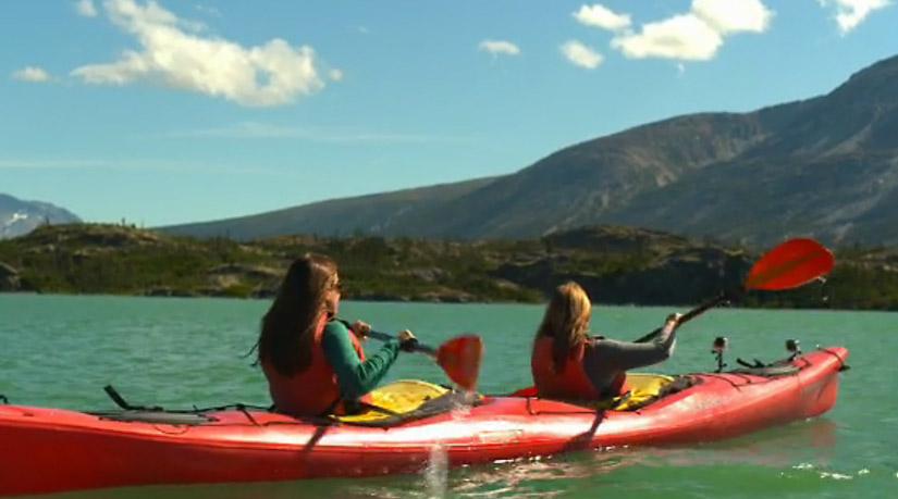 Kayak on DVD about Disney Cruise