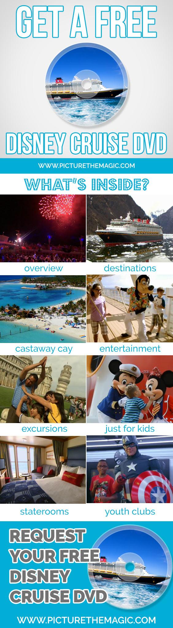 Free Disney Cruise DVD