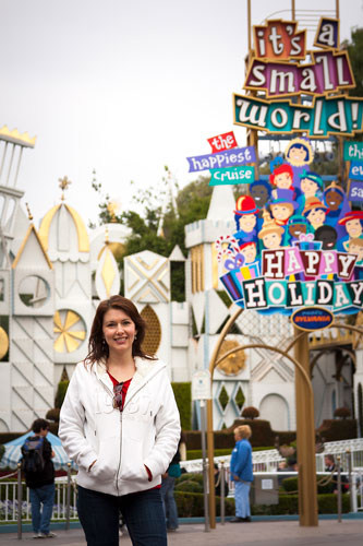 It's a Small World Disneyland