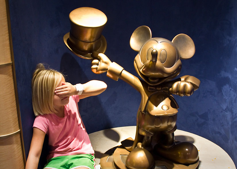 Magical Moments Disney Cruise