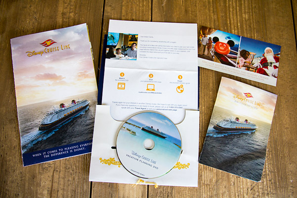 What's Inside the Free Disney Cruise DVD