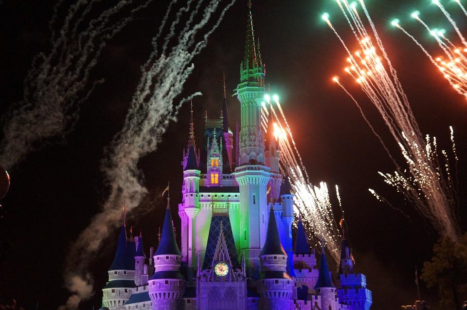 Disney Vacation Scavenger Hunt Clue in Freezer