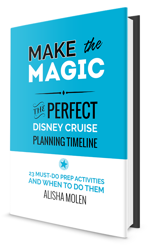 The Perfect Disney Cruise Planning Timeline