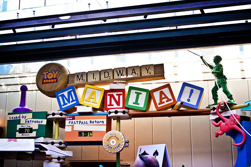 Save Money on DisneyWorld Tickets and Toy Story Midway Mania