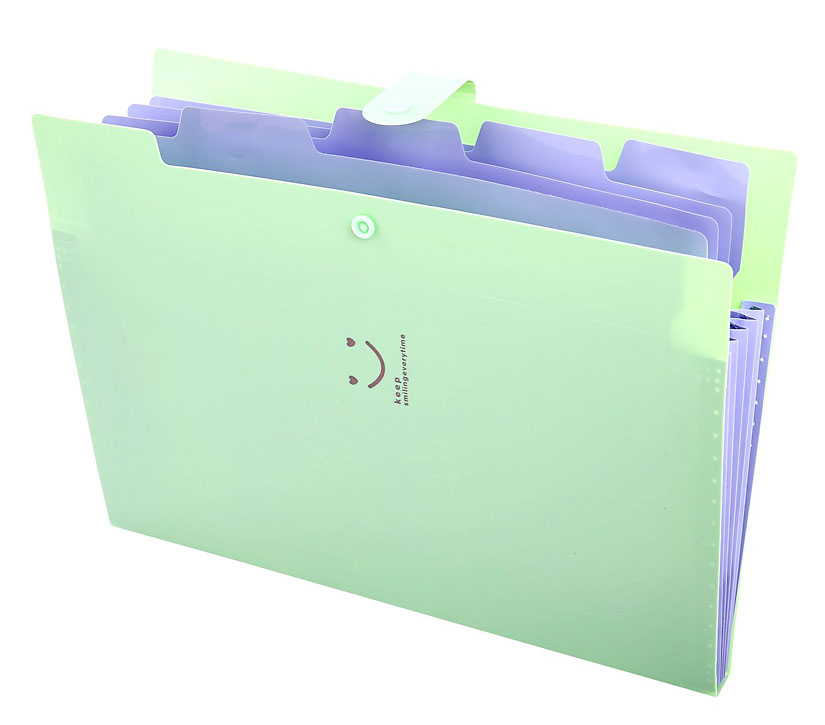 Accordion Document Organizer