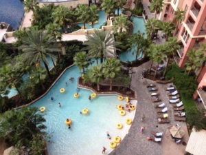 Wyndham Grand Orlando Bonnet Creek Lazy River