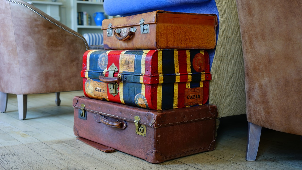 Disney Cruise Packing List Suitcases