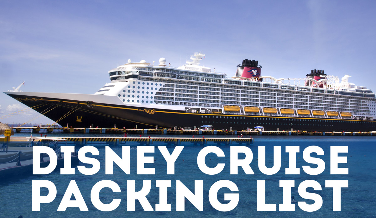 Disney Cruise Line Halloween Blanket.Disney Cruise Packing List Sept 2019 What To Pack Not To Pack