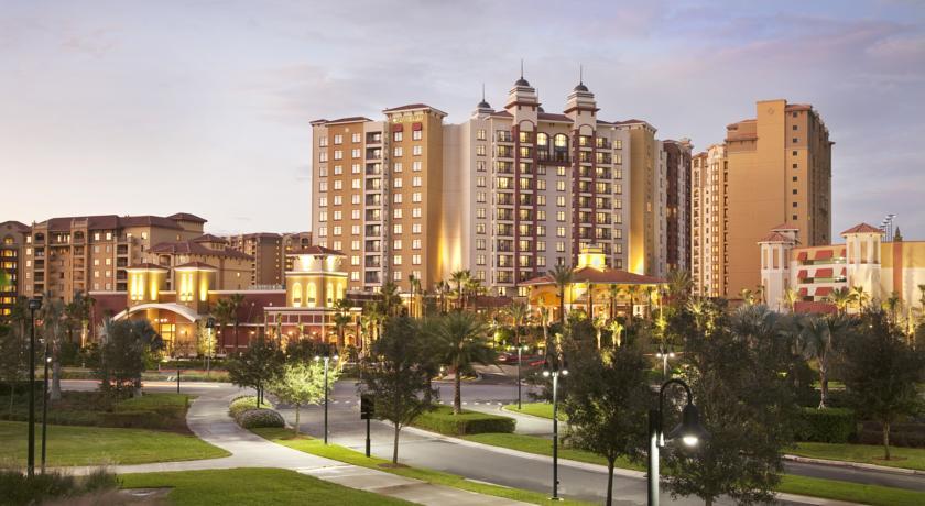 Wyndham Grand Hotel Bonnet Creek Orlando