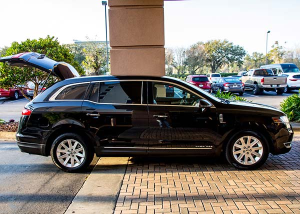 Orlando Private Town Car Review: Access Line Transportation