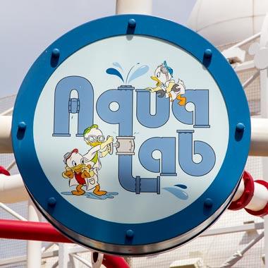 AquaLab Disney Fantasy