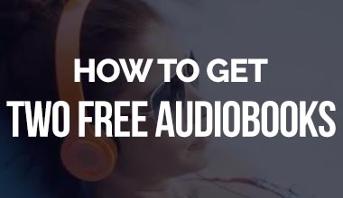 How to Get Two Free Audiobooks for Disney Cruise