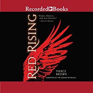 Red Rising audiobook