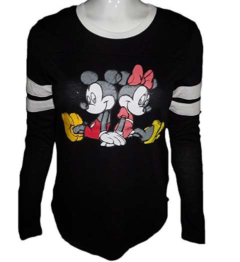 Mickey & Minnie Mouse Shirt