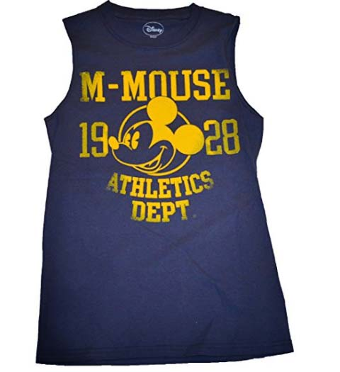 Mickey Mouse: Athletic Department Tshirt