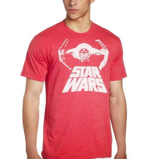 Bat Wing Fighter: Star Wars Shirt