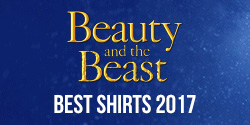 Beauty and the Beast Shirts 2017