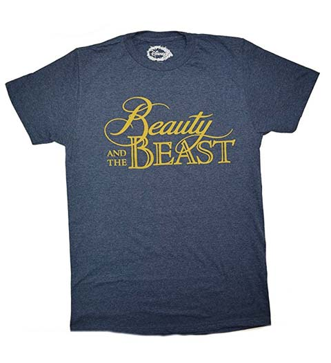 Classic Beauty and the Beast shirt