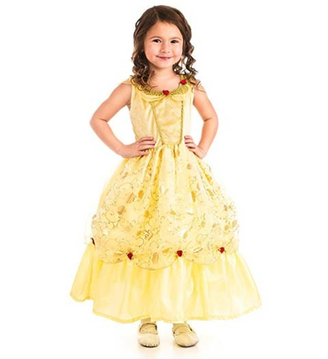 Belle for Girls: Beauty and the Beast Dress
