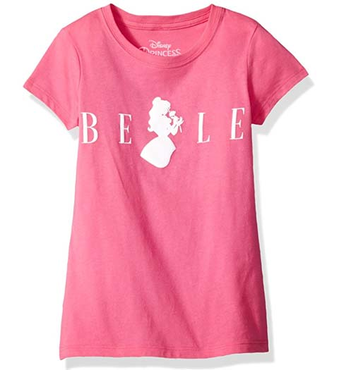 Cute! Beauty and the Beast Shirts for Girls