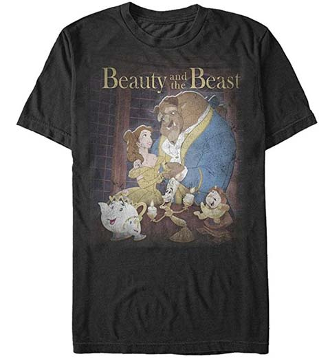 Beauty and the Beast shirt