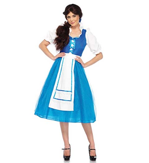 Cute Belle Dress! Beauty and the Beast