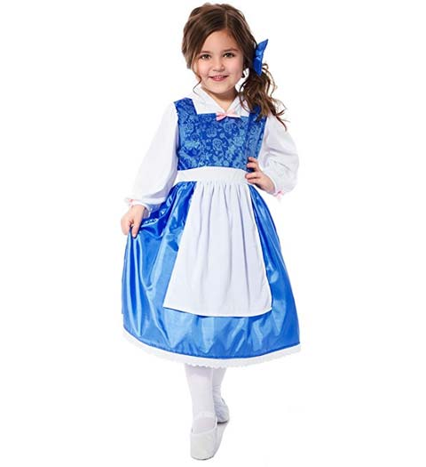 Blue Belle Dress! Beauty and the Beast