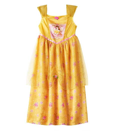 Cute Belle Dress: Beauty and the Beast Dress