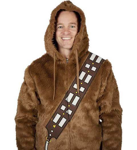 AMAZING! Chewbacca Fur Hoodie
