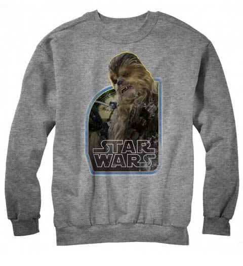 Chewbacca! Star Wars Sweatshirt