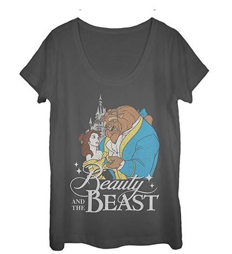 Classic Cartoon: Beauty and the Beast Shirt