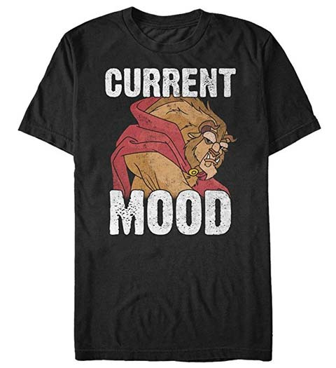 Current Mood: Beauty and the Beast shirt