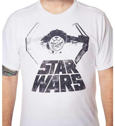 Tie Fighter Star Wars Shirts