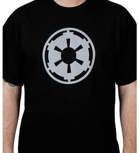 Empire Logo Star Wars Shirts
