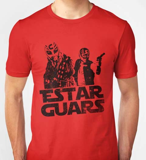 Estar Guars! Star Wars T-Shirt
