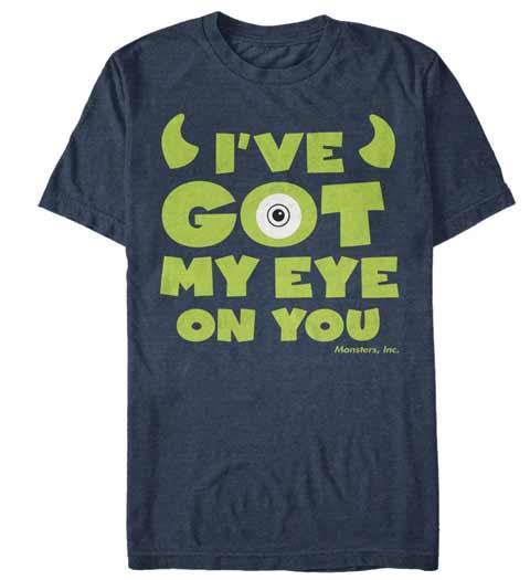 Eye on You! Monsters Inc Shirt