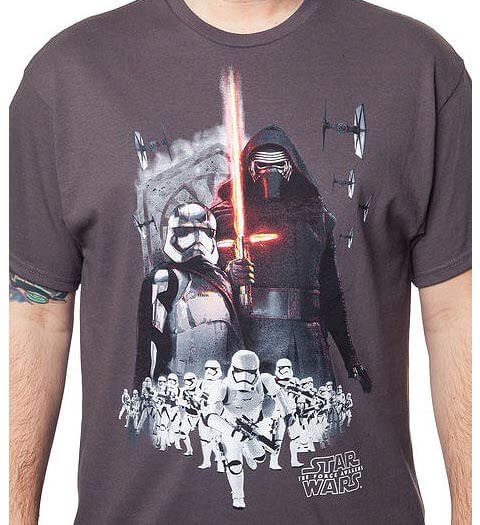 The First Order: Star Wars Shirt